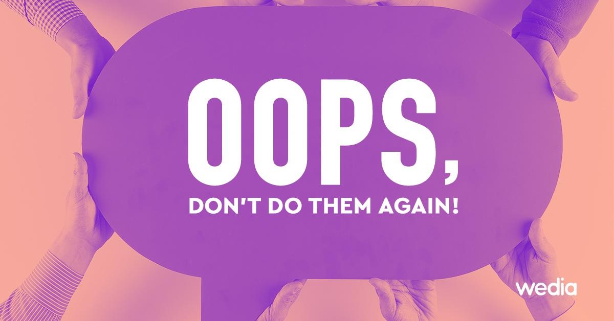 13 λάθη που δεν πρέπει να κάνετε στις εταιρικές σελίδες στο Facebook