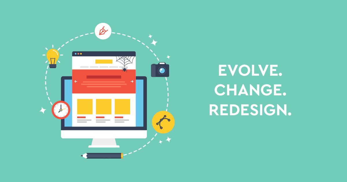 3 λόγοι για να κάνετε redesign στην ιστοσελίδα σας!