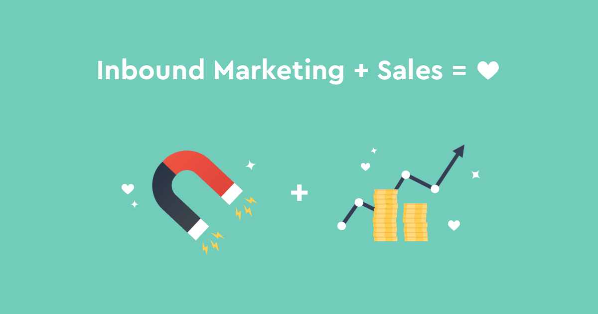 Όταν το Inbound Marketing συνάντησε τις πωλήσεις...