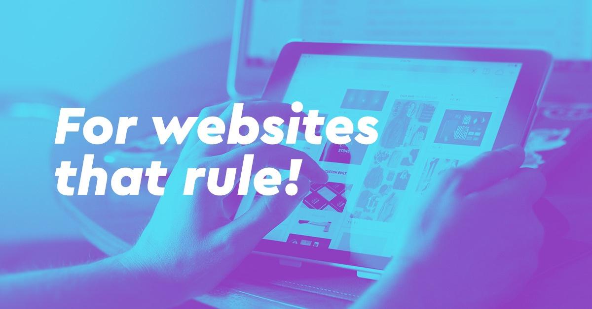 5 χρυσοί κανόνες για την κατασκευή της εταιρικής ιστοσελίδας σας