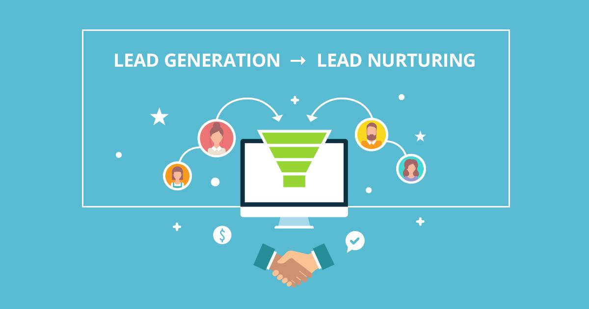 Από το lead generation στο lead nurturing σε 5 κινήσεις!
